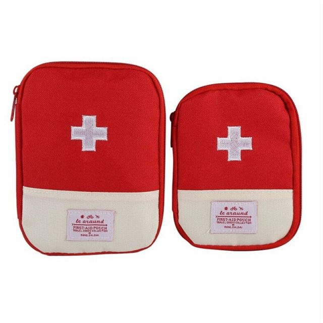 Compact Outdoor First Aid Bag