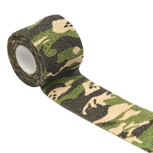 First Aid Camouflage Bandage